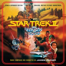 Star Trek II The Wrath of Khan Soundtrack
