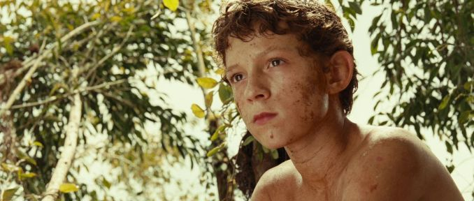 Tom Holland impossible