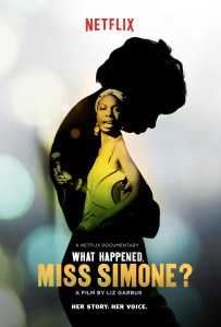 What Happened, Miss Simone-affiche