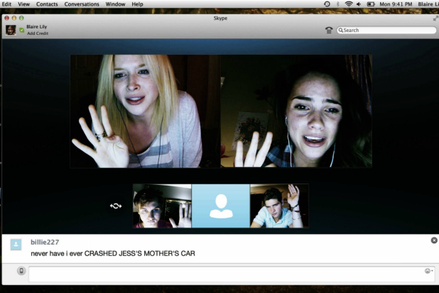unfriended image