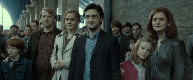 Harry Potter-Epilogue