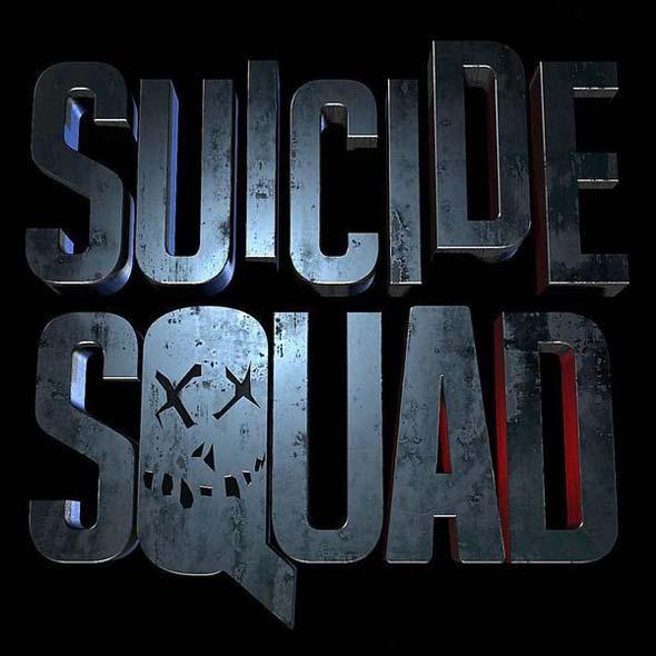 Suicide Squad-Logo