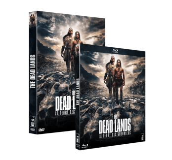 The Dead Lands-DVD