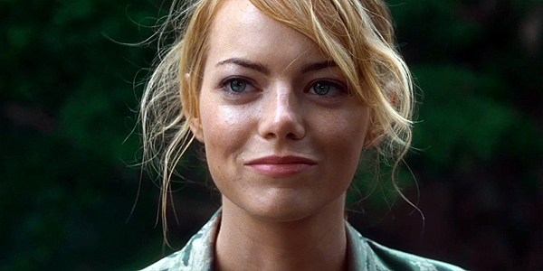 Welcome Back-Emma Stone