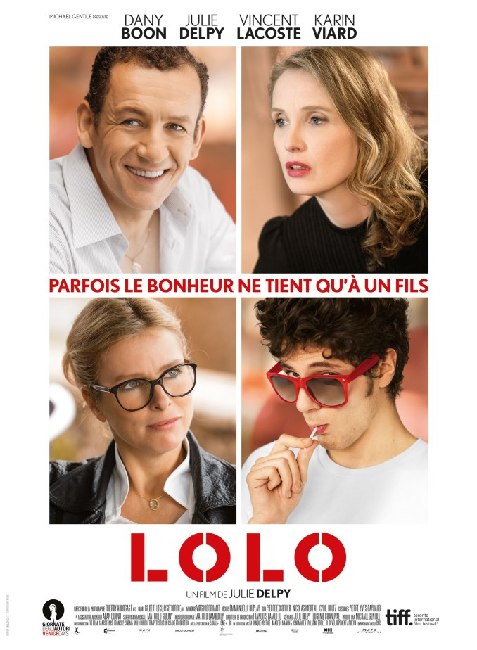 Lolo affiche