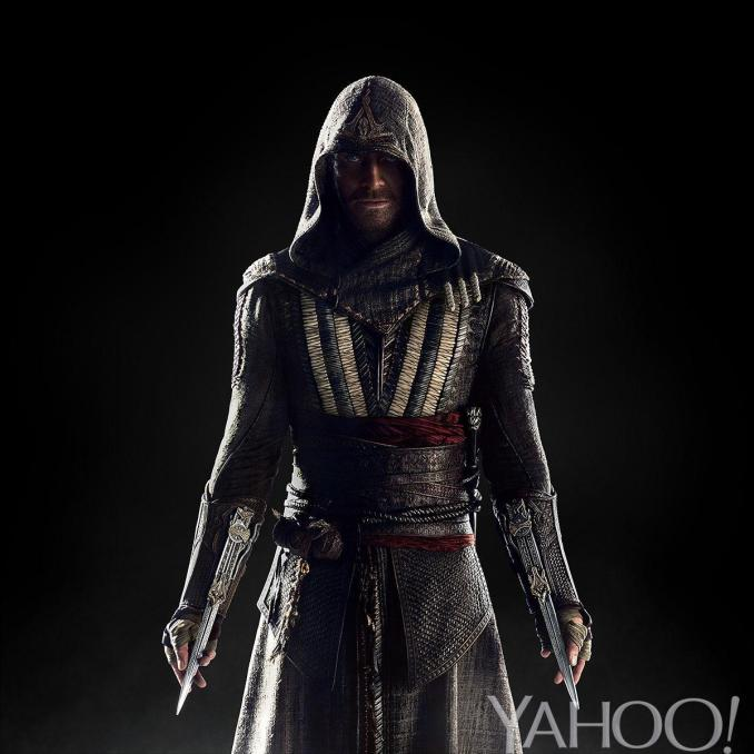 Michael Fassbender assassain's creed