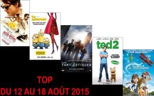 TOP 12 AU 18-8-2015