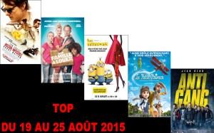 TOP 19 AU 25-8-2015