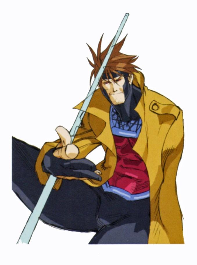 gambit xmen 02