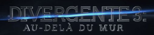 Divergente 3 logo