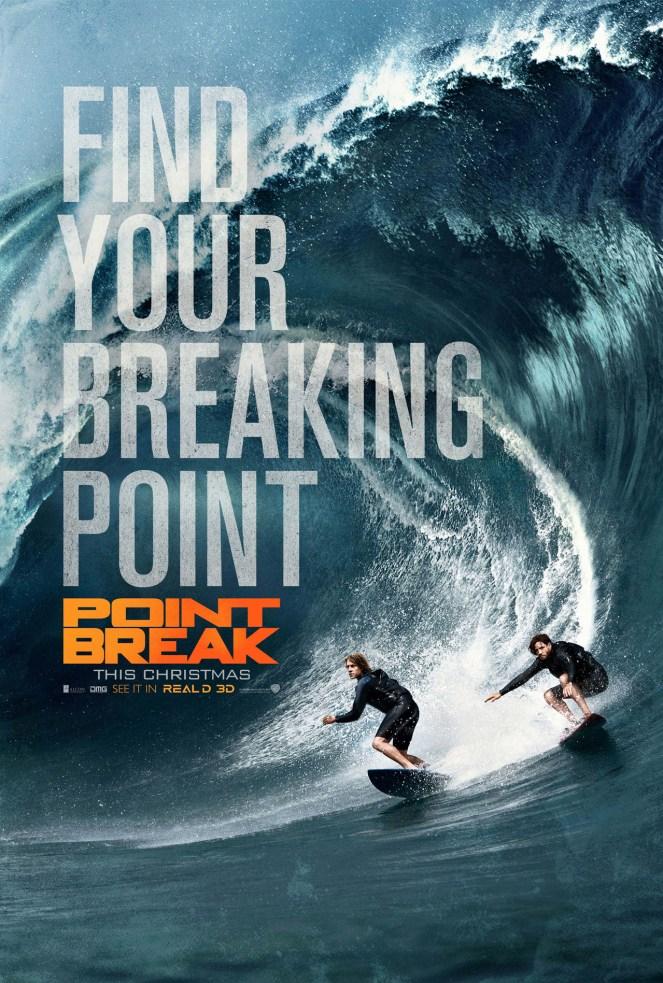Point break poster US 2