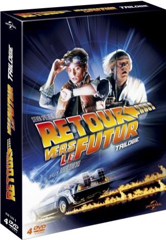 Retour vers le futur 30 ans dvd1