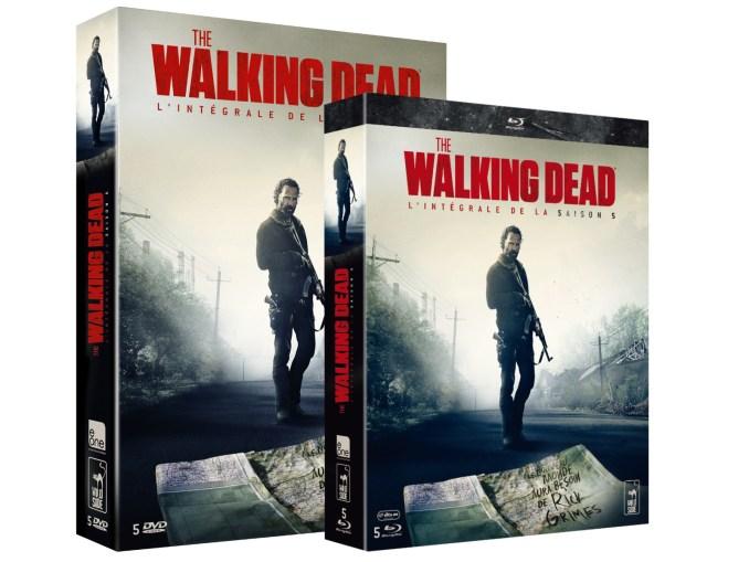 Walking Dead concours saison 55