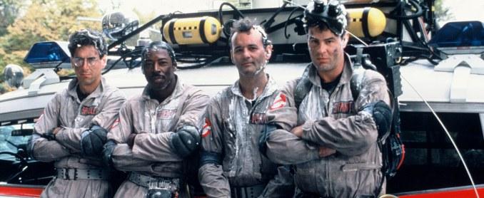 ghostbusters original cast