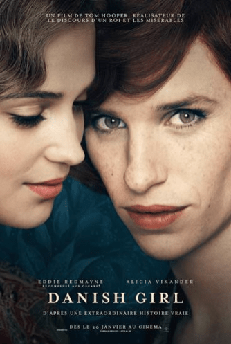 the danish girl-Affiche01