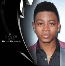 Power Ranger bleu