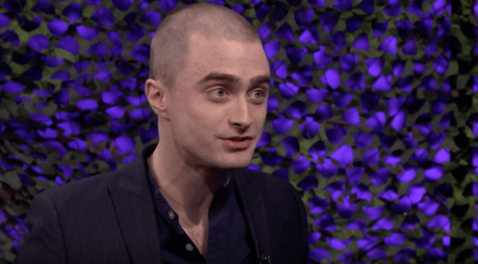 Daniel RAdcliffe Water War Jimmy Fallon