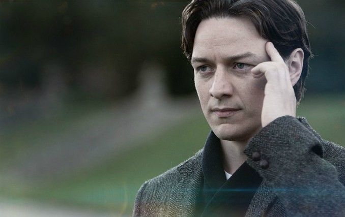 James Mcavoy X-Men