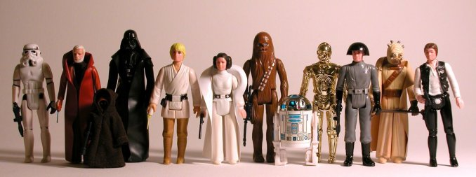 Star Wars 80's TOYS13