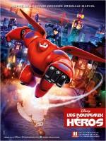 Big Hero 6-affiche