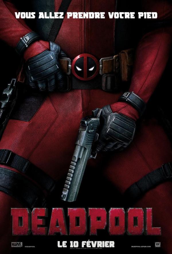 Deadpool-Affiche teaser