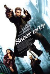 Shoot em up poster