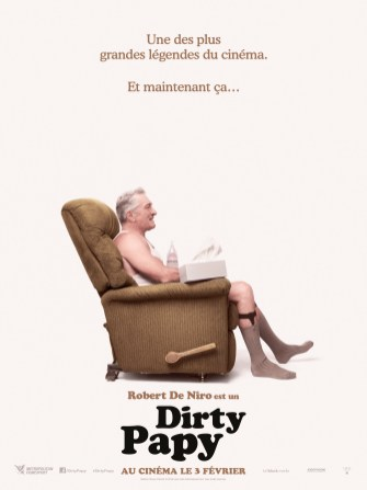 DirtyPapy Bob affiche