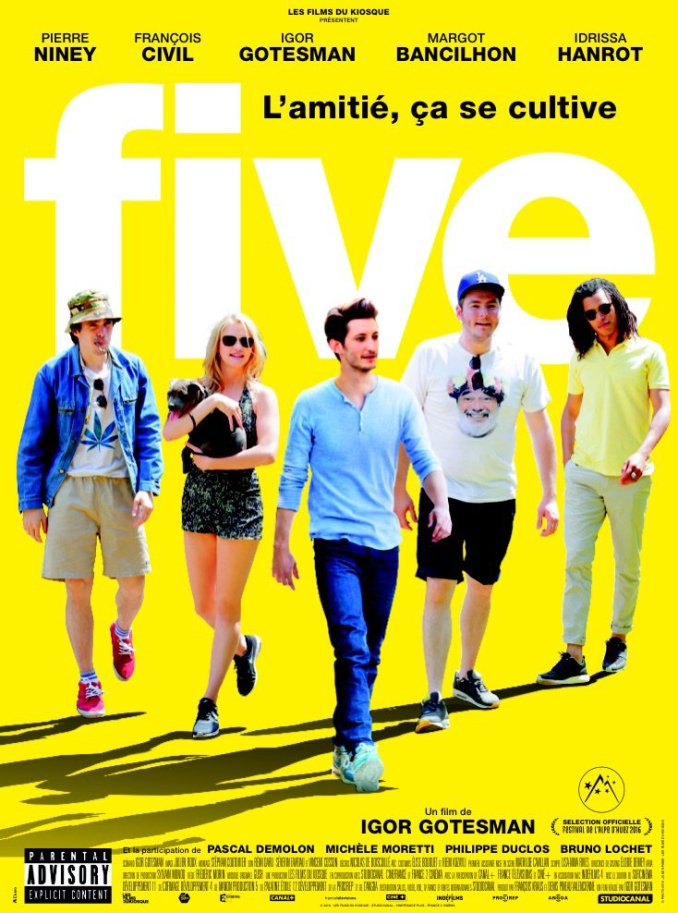 Five Affiche Critique