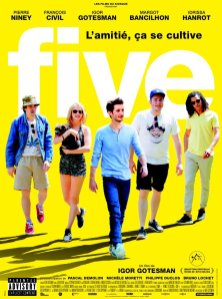 Five Affiche Critique