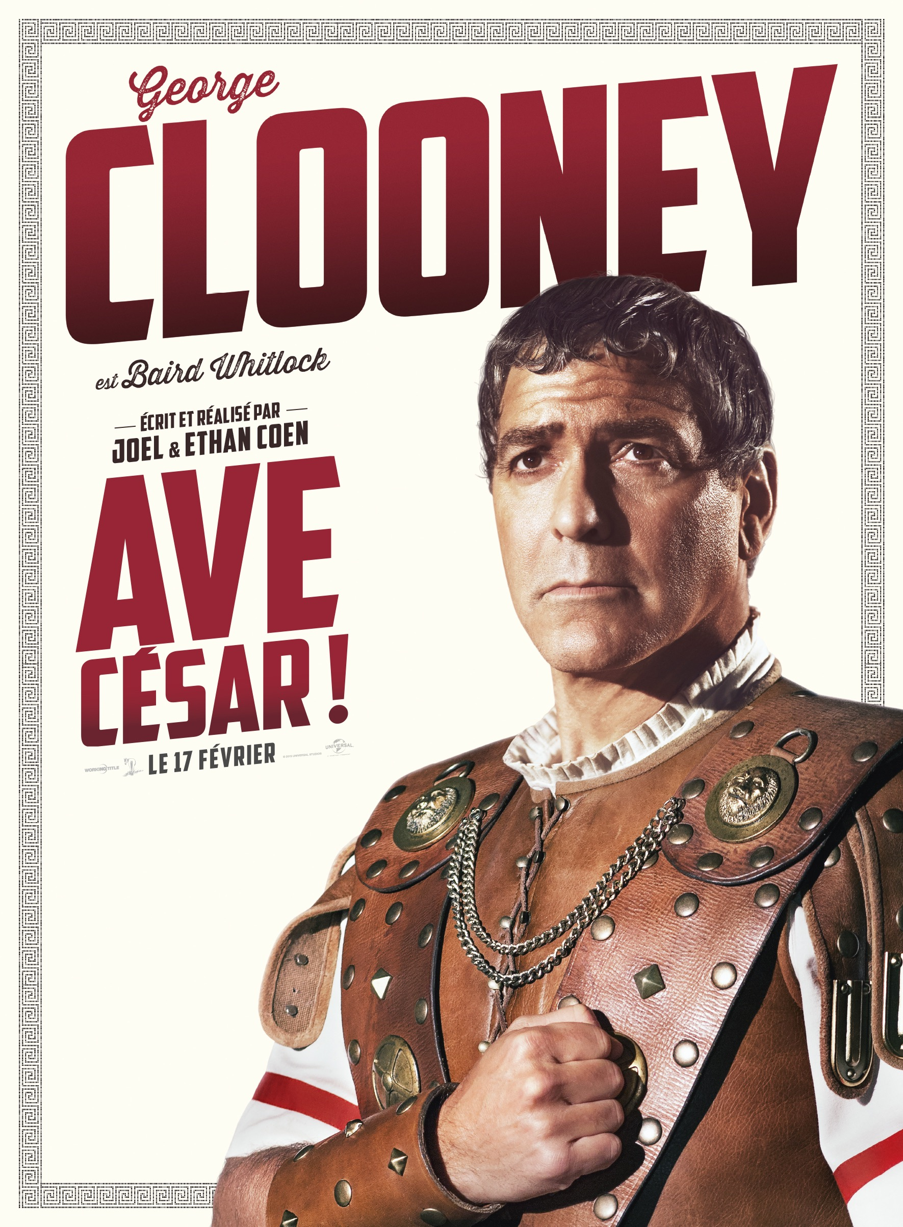 Ave Cesar affiches perso2