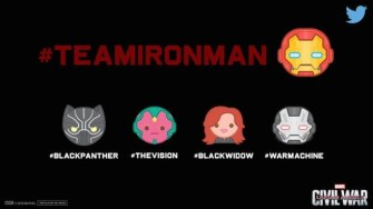 Civil War-TEAMIRON