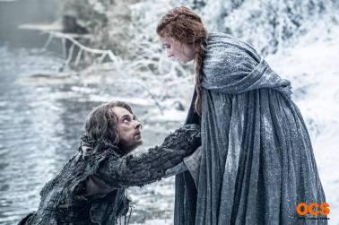 Sansa Theon