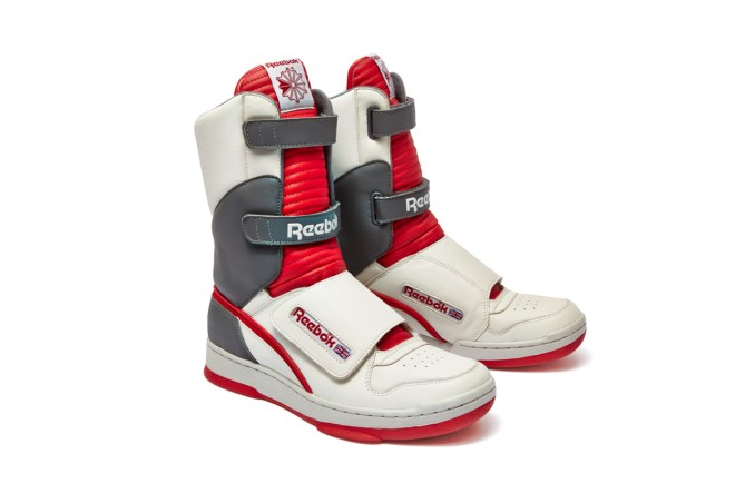 Alien Reebok Shoes