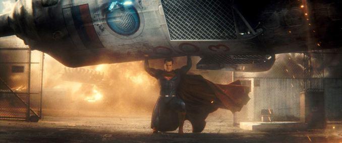 Batman vs Superman photo 02