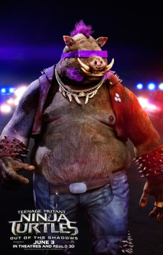 Bebop Ninja turtles 2
