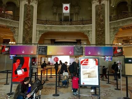 Expo palais de la découverte 2