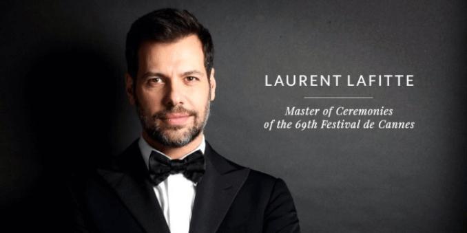Laurent Lafitte-Festival de Cannes