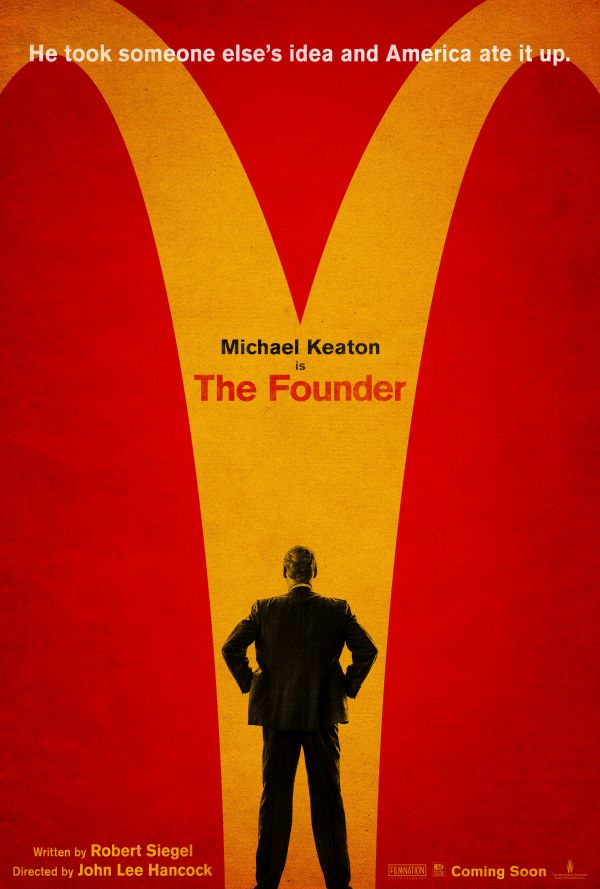 The founder McDonalds