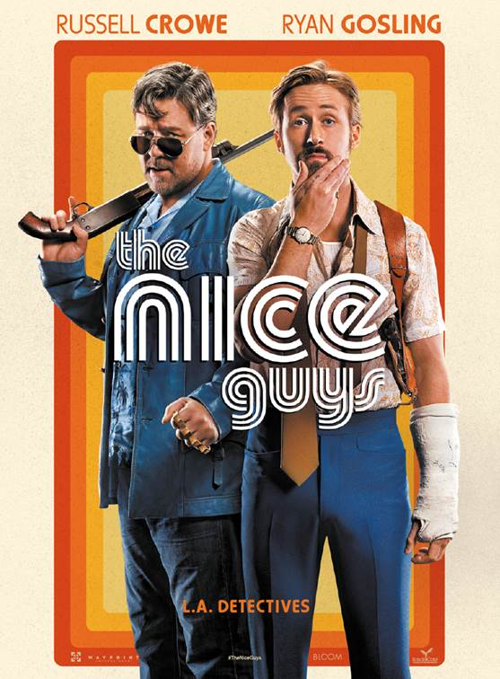 The nice Guy affiche FR