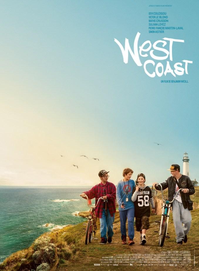 West Coast affiche