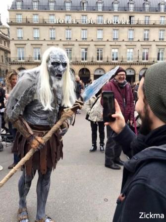 game of Thrones Ice Truck Paris 19