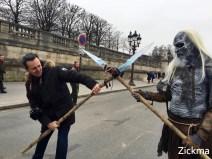 game of Thrones Ice Truck Paris 45