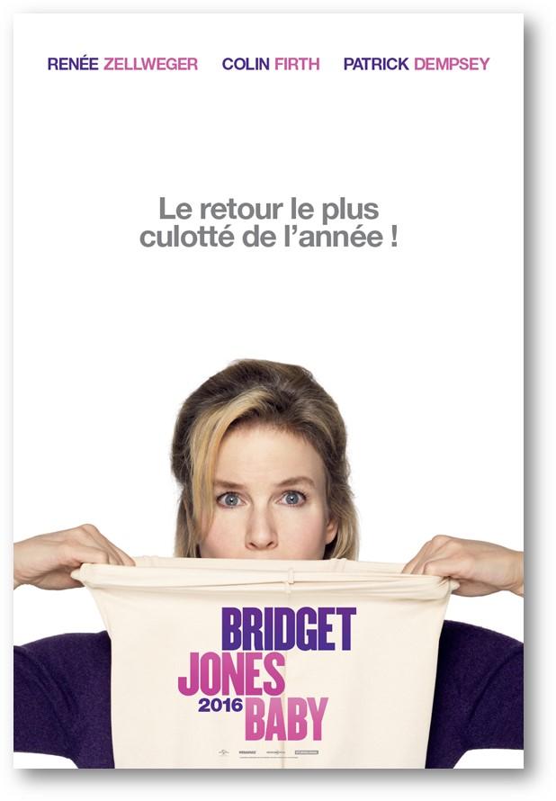 Bridget jones baby affiche
