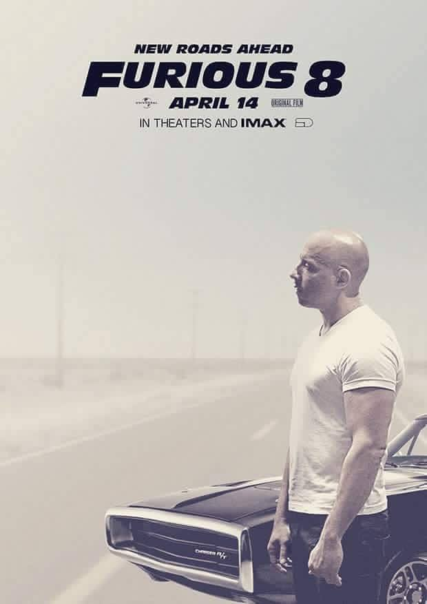 Furious 8 poster