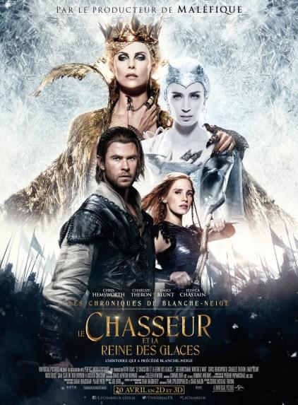 Le chasseur et la reine des glaces critique5
