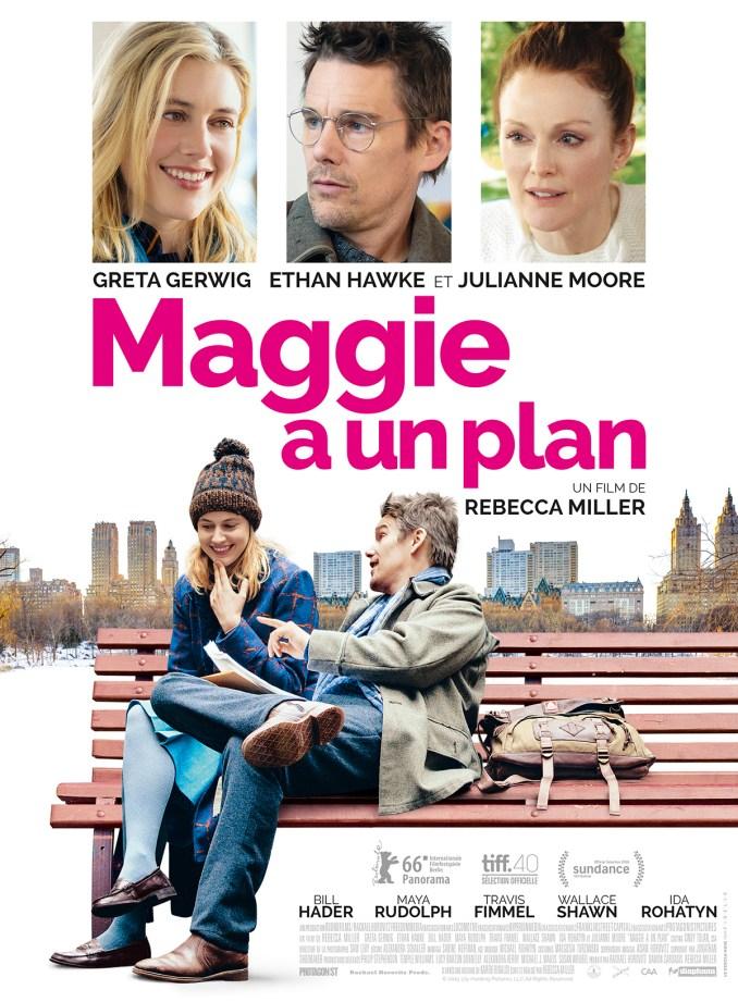 Maggie a un plan affiche