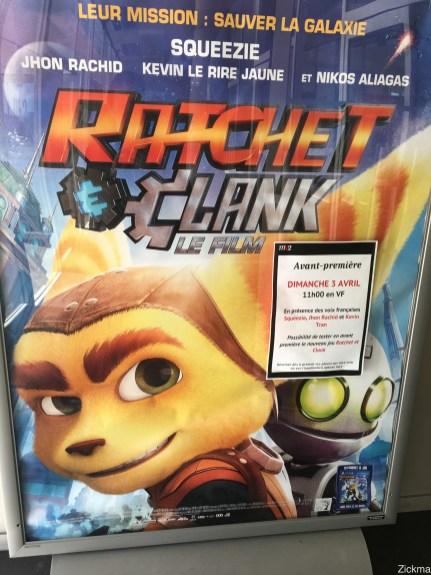 Ratchet & Clank AVP1