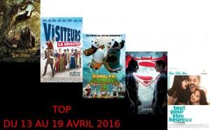TOP 13 AU 19-4-2016