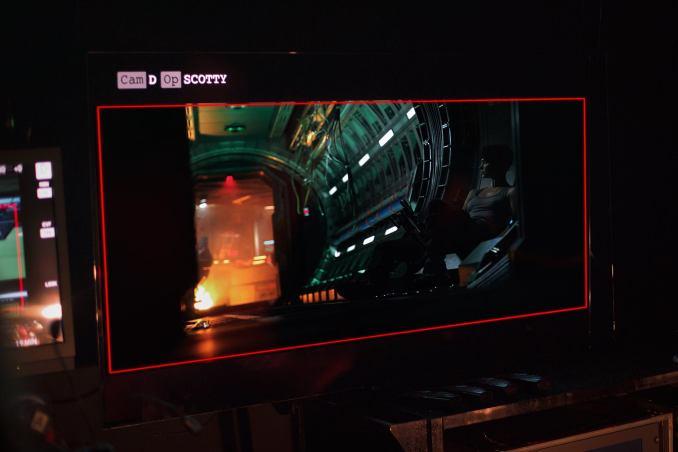 Alien Covenant photo tournage