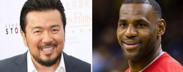 Justin Lin-LeBron James